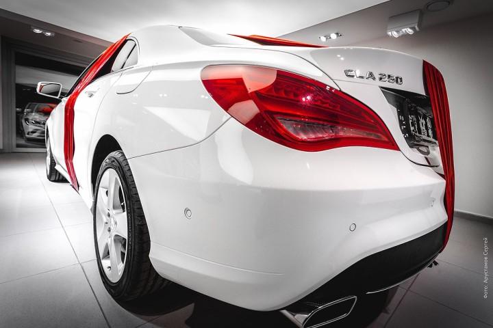 Подарок на 8 марта – Mercedes-Benz CLA 250