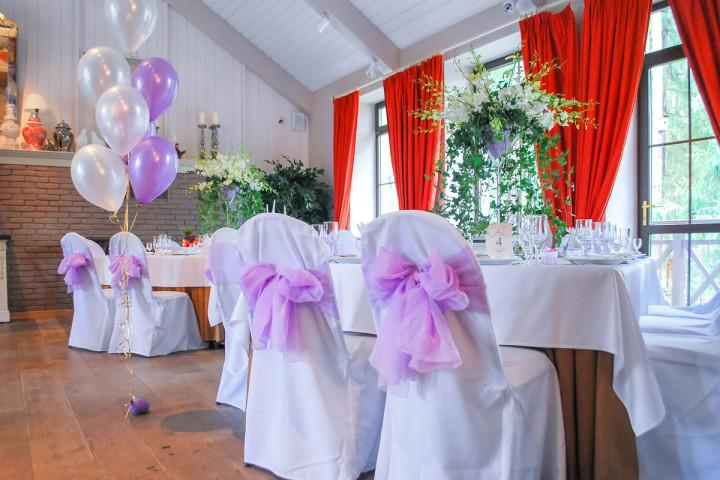 Свадьба в ресторане «Дворянское гнездо»