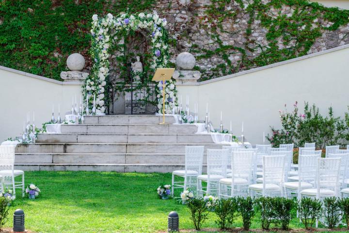 Свадьба на Итальянском Озере Гарда